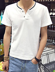 New Arrival Summer Style Men T Shirt Design Top Tees O-Neck Short Sleeves Sport T-Shirt
