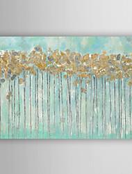 ручная роспись маслом пейзаж золотые леса с растянутыми кадр 7 стены arts®