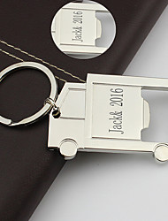 Personalized Gift Keychain Zinc Alloy Modern / Creative