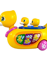 Sing The Yellow Duck Fancy Early Childhood Stories Music Toys