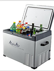 50l frigo box auto auto dispositivo di raffreddamento dell'automobile cooler box caldo mini macchina portatile frigorifero rv
