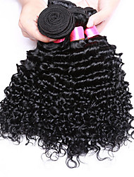 3Pc/Lot Protea Hair Products Brazilian Hair Bundles Weaves 100% Natural Black Deep Wave Virgin Hair