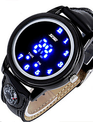 Fashionable And Casual Lovers Scroll To the LED Watch