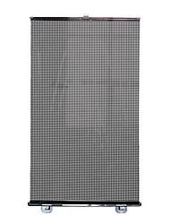 pvc 58 * 125 centímetros guarda-sóis de pára-brisa