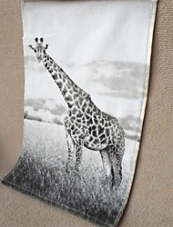 "Well Designed Full Cotton Wash Towel 19.7"" by 12.2"""