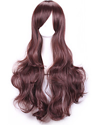 natual Drag Queen harajuku günstige Cosplay Perücken peruca synthetische Perücke Frauen lolita Animeperücke Cosplay Haar-Perücken langen