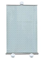 pvc 51 * 47 centímetros guarda-sóis de pára-brisa