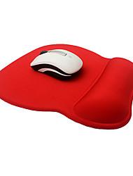 25*20.5*0.2cm Memory Cotton Massage Mouse Pad with Wrist Protection for Desktop/Laptop/Computer