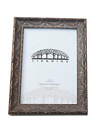 10 * madeira maciça 8 6 polegadas estilo europeu / americano Vintage picture frame