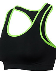 Running Bra Women's Quick Dry / Sweat-wicking Running Sports Sports Wear Green / Red / Blue