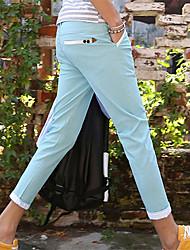 2016 Jogger Fashion Fit Mens Casual Pants New Design Business Trousers Pure Color Pants