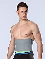 YUIYE® Men Body Shaper Belly Underwear Waist Cinchers Ajustable Waist Support Brance Training Corsets Men Slimming Belt