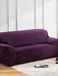 Telle que présentée Elastique Moderne Housse de Sofa , Polyester Type de tissu Literie