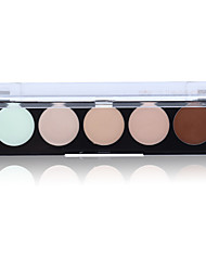 5 Concealer/Contour Wet CreamCoverage / Whitening / Concealer / Uneven Skin Tone / Natural / Other / Pore-Minimizing / Breathable /