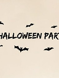 Halloween Wall Stickers Wall Decor Wall Decal Living Room Bedroom Decoration Stickers