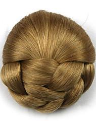 длина коричневый парик невеста контрактация 5см синтетический курчавый цвет фигурная высокая температура 1011