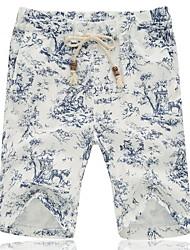 Men's casual sports shorts  casual pants