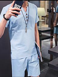 Retro T-Shirt Flax Brand-Clothing Spring Summer T Shirt Brand Clothing Men Shirts Clothes Long Sleeve 2016