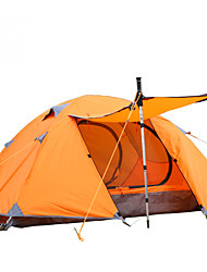Yunyi Waterproof / Breathability / Rain-Proof / Dust Proof / Windproof / Well-ventilated PU Leather One Room Tent