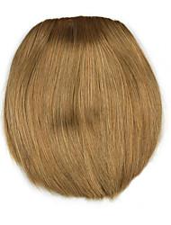 курчавые курчавые золота прямые человеческие волосы ткет шиньоны 2005