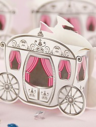 12 Piece/Set Favor Holder - Card Paper Favor Boxes Carriage Candy Box Non-personalised