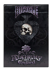 The Magician Special Props Alchemy Bicycle Poker Card Board Game Card Alchemy Generation 1 (A)