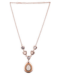 LGSP Women's Alloy Necklace  Daily Acrylic61161103