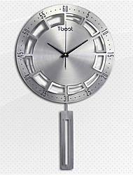 Otros Moderno/Contemporáneo Reloj de pared,Otros Metal 42*50*7