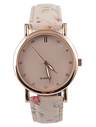 красивые девушки цветка моды алмаз подарок часы
