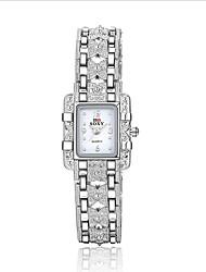 Women's SOXY  Luxury Brand Quartz Wristwatch Diamond Dial Fashion Bracelet Watches(Assorted colors) Cool Watches Unique Watches