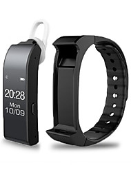 Iwown V6 Smart Watch / Smart Bracelet / Earphone / Activity TrackerGPS / Temperature Display / Water Resistant/Waterproof / Distance