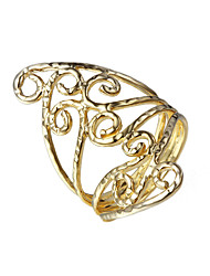 Christmas Gift lady durable casual band ring
