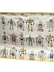 70 * 50 Textilauto Vorhänge Sonnenschutz zwei Schicht-robbot
