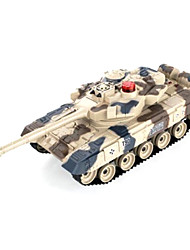 Remote Control Against Tanks,The Military Parade Tank Model Boy Toy - Russia T90 Single