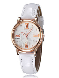 Women's Love Luxury Brand Quartz Dress Wristwatch Diamond Dial Fashion Watch(Assorted Color) Cool Watches Unique Watches