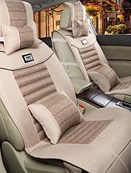 чехол для сиденья автомобиля универсальные припадки протектор сиденье крышки с набором подушек