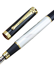 Pen Fountain Pens,Metal Black