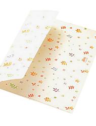 3 мультфильм мешок хранения цвет конверт карты (модель случайных)