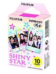 Fujifilm Instax filme colorido estrela brilhante