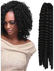 12-24 inch Crochet Braid Havana Mambo Afro Twist Hair Extension 4#