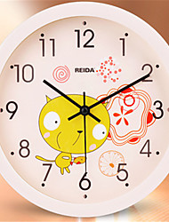 8 Inch Children Bedroom Cute Cartoon Creative Clock