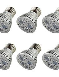 3W E26/E27 Точечное LED освещение A50 3 Высокомощный LED 250 lm Тёплый белый Декоративная AC 85-265 / AC 220-240 / AC 100-240 / AC 110-130
