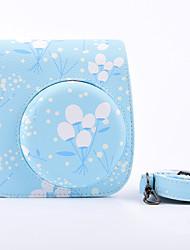 Instax Case Bag Case with Shoulder Strap and Pocket (Deer) for Fujifilm Mini8 Mini8s Mini8+ Lotus