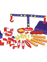 Brinquedos Para meninos discovery Toys exibição do modelo / brinquedo educativo ABS / Plástico