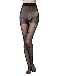 Women's  Style four Jacquard pantyhose