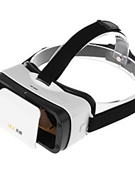 lunettes boîte 3.0 google en carton de Leji pour les films jeux 4.7 - 6 téléphones «intelligents