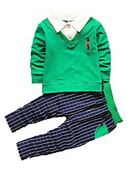 New Spring And Autumn Children Clothes,Boy Suit, Cotton, Boys Gentle Clothes's Wear ,shirt