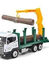 детская игрушка автомобиль грузовик 1:48 задней сплава автомобиля игрушечной модели экскаваторов 1:48 спринклерная (9шт)
