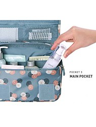 Travel Toiletry Bag / Inflated Mat Travel Storage Portable