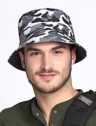 Unisex Casual Sun Camouflage Mountaineering Hat